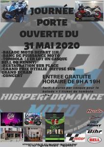Journée porte ouverte Hight Performance Moto - Cuigny en Bray (60) @ HPMoto 3 rue de st Leu