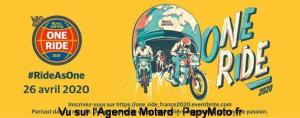 One Ride 2020 Royal Enfield - France