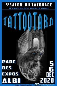 5e Salon du Tatouage - TattooTarn - Albi (81) @ Parc des Expo