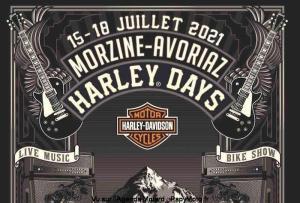 Harley Days - Morzine Avoriaz (74) @ Morzine Avoriaz (74)