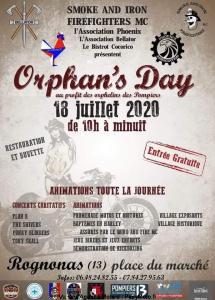 ORPHAN'S DAYS- Rognonas (13) @ Rognonas (13)