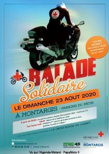 6e Balade Solidaire - Montargis (45) @ Montargis (45)