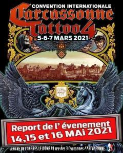 Carcassonne Tattoo 4 - Carcassonne (11) @ Carcassonne (11)