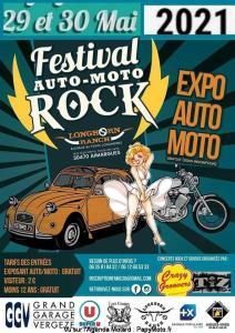 Festival Rock Auto-Moto - Aimargues (30) @ Aimargues (30)