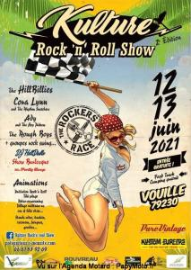 Kulture Rock'n'Roll Show - Vouille (79) @ Vouille (79)