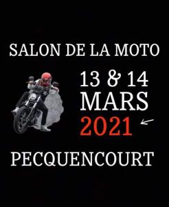 Salon de la moto - Pecquencourt (59) @ Pecquencourt (59)