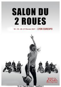 Salon du 2 Roues – Lyon (69) @ Lyon (69)