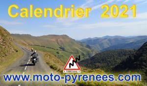 Moto-Pyrénées: Calendrier 2021 - Pyrénées @ Pyrénées