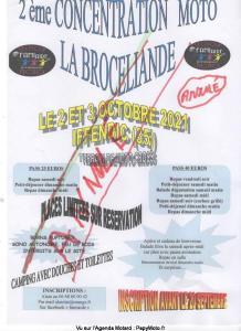 2éme concentration « la brocéliande » – Iffendic (35) -ANNULE--- @ Iffendic (35)