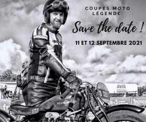 Coupes Moto Légende – Circuit Dijon-Prenois (21) @ Circuit Dijon-Prenois (21)