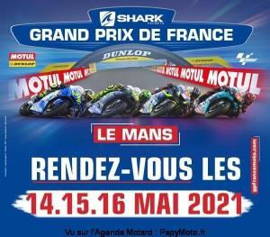 Grand Prix de France Moto – Le Mans (72) @ Le Mans (72)