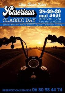 Américan Classic Day – Bréval (78) @ Bréval (78)