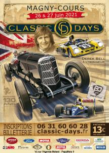 Classic Days – Magny-Cours (58) @ Magny-Cours (58)