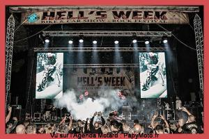 Hell's week – Roquebrune sur Argens (83) @ Roquebrune sur Argens (83)