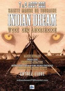 Indian Dream - Sainte Maure de Touraine (37) @ Sainte Maure de Touraine (37)