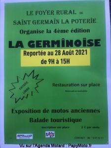 La Germînoîse - Saint Germain la Poterîe (60) @ Saint Germain la Poterîe (60)