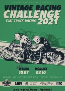 Vintage Racing Challenge 2021 - Mâcon (71) - Morizès (33) @ Mâcon (71) - Morizès (33)