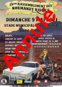 19e rassemblement des Normandy Rider's- Charleval (27)----ANNULE--- @ Charleval (27)
