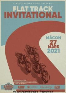 Flat Track Invitational - Mâcon (71)