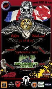 Bikers Week-end - FBF - Bourganeuf (23) @ Bourganeuf (23)