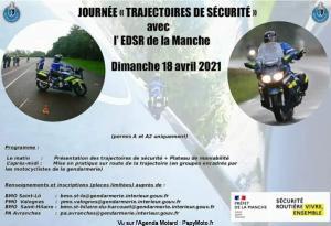 Journées trajectoires - EDSR de la manche - (50) @ Saint-LO, Valognes - Saint-Hilaire - Avranches