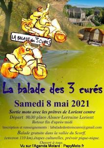 La balade des 3 Curés - Lorient (56)
