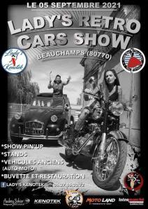 Lady's Rétro Cars Show - Beauchamps (80) @ Beauchamps (80)
