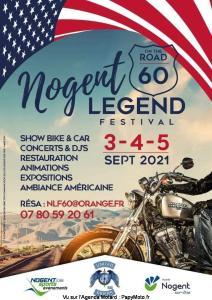 Nogent Légend - Nogent Sur Oise (60) @ Nogent Sur Oise (60)