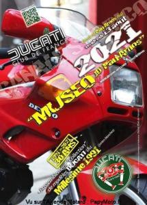 Rassemblement collection - Ducati Club de France - Pau - Arnos (64) @ Circuit Pau - Arnos (64)