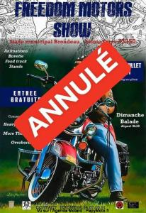 Freedom Motors Show - Sainte Terre (33)----ANNULE--- @ Sainte Terre (33)