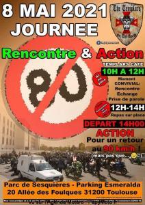 Journée rencontre & action - Toulouse (31) @ Toulouse (31)