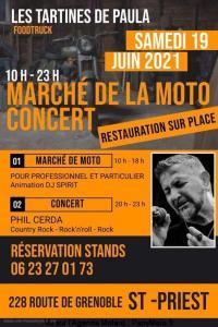 Marché de la moto - Saint Priest (69) @ Saint Priest (69)
