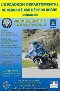 Sensibilisation trajectoire de sécurité - EDSR 69 - (69)