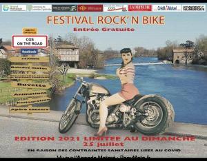 Festival Rock'n Bike - Lamothe-Capdeville (82) @ Lamothe-Capdeville (82)