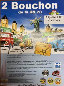 2e bouchon de la RN 20 - Cahors (46) @ Cahors (46)