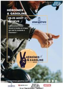 Héroïnes & Gazoline - Megève(74) @ Megève(74)