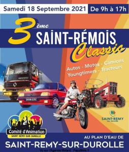 3e Saint-Rémois Classic - Saint-Rémy-sur-Durolle (63) @ Saint-Rémy-sur-Durolle (63)