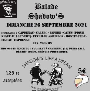 Balade Shadow's - Capdenac (12) @ Capdenac (12)