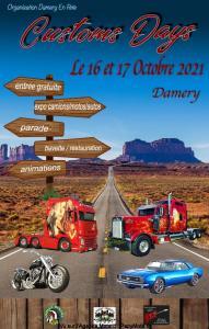 Customs Days - Damery (51) @ Damery (51)