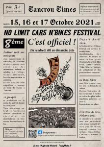 No Limit Cars' N Bikes Festival – Tancrou (77) @ Tancrou (77)
