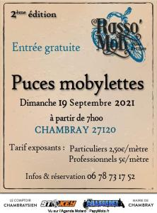 Puces Mobylettes - Chambray (27) @ - Chambray (27)