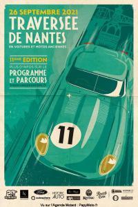 Traversée de Nantes - Nantes (44) @ Nantes (44)