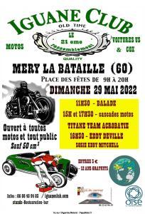 21eme Concentration Moto - Iguane Club - Mery la Bataille (60) @ Mery la Bataille (60)