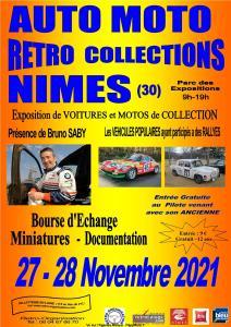 Auto Moto Rétro Collections – Nimes (30)