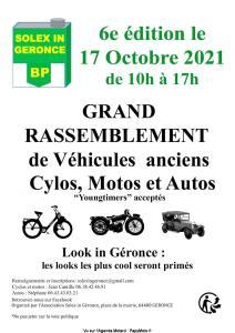 Grand rassemblement de véhicules anciens - Géronce (64) @ Géronce (64)
