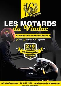 Les Motards du Viaduc – Campagnac (12) @ Campagnac (12)