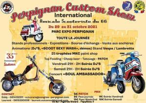 Perpignan Custom Show - Perpignan (66) @ Perpignan (66)