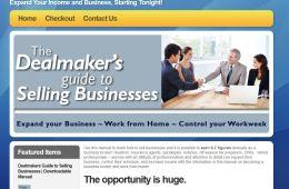 Client News: Online Sales Site Debuts