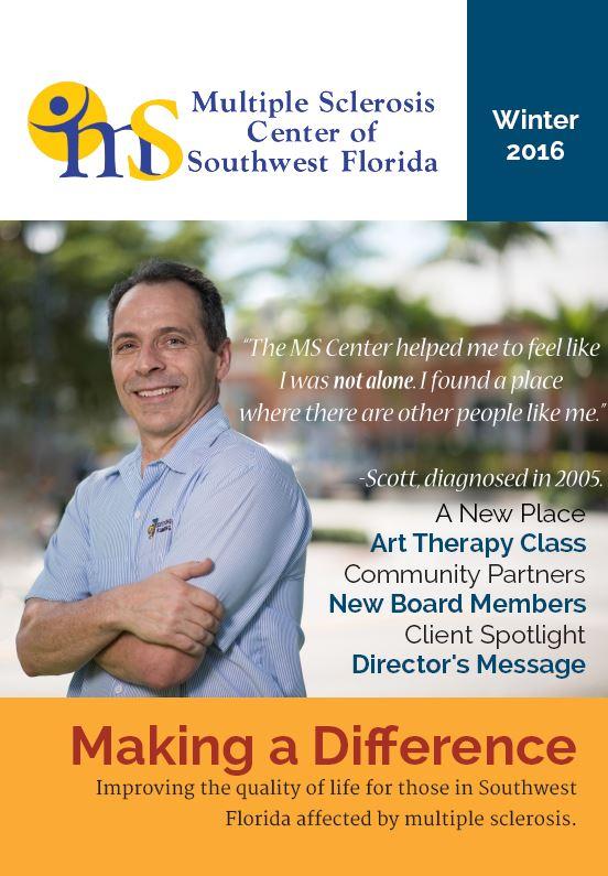 MS Center Newsletter
