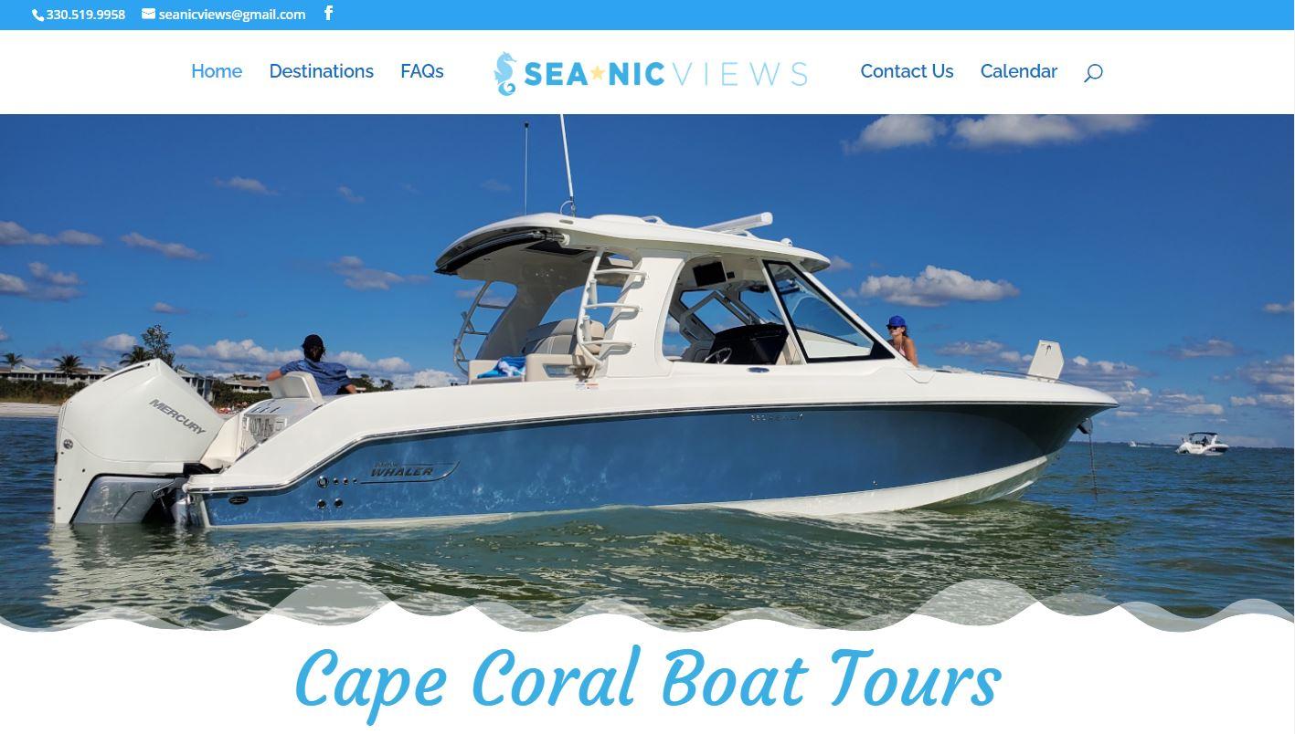 Cape Coral Boat Tours